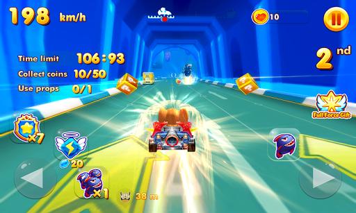 Race Jerry Car and Cat Speed  Screenshots 4