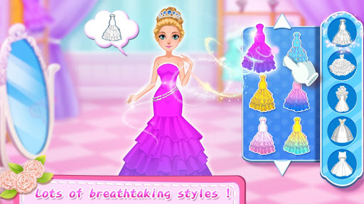 ud83dudc92ud83dudc8dWedding Dress Maker - Sweet Princess Shop apkslow screenshots 6
