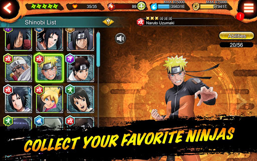 NARUTO X BORUTO NINJA VOLTAGE 7.4.0 screenshots 14