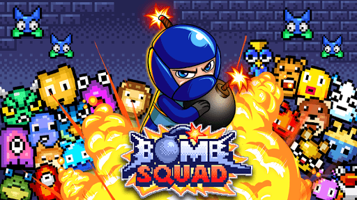 Bombsquad: Bomber Battle screenshots 1