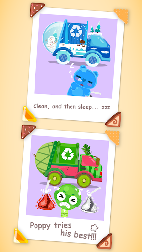 CandyBots Cars & Trucksud83dude93Vehicles Kids Puzzle Game  screenshots 5