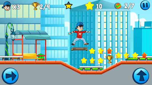 Skater Kid 7.1.29.8 screenshots 5