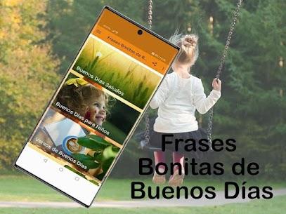Frases de Buenos Dias con Amor – Frases Bonitas 2.7 Unlocked APK (MOD) Download 1