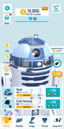 Idle Robots  screenshots 11