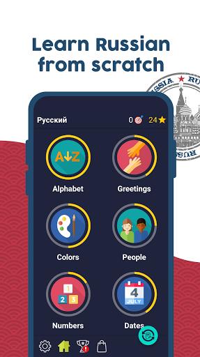Learn Russian - Beginners  screenshots 1