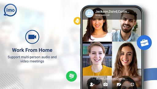 imo HD-Free Video Calls and Chats apktram screenshots 2