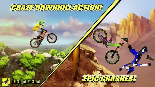 Bike Mayhem Mountain Racing MOD Apk 1.5 (Unlimited Lives) 1