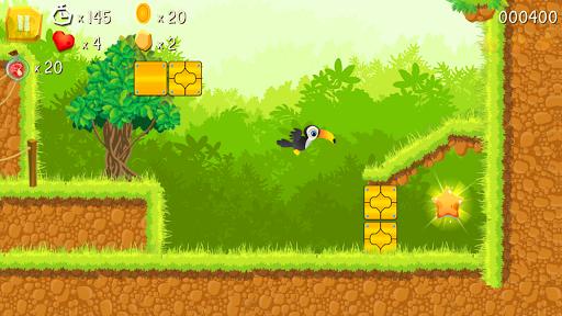 Super Kong Jump - Monkey Bros & Banana Forest Tale  screenshots 4