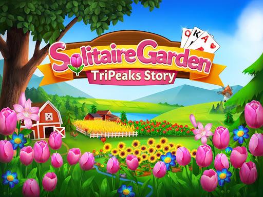 Solitaire Garden - TriPeaks Story screenshots 15