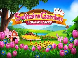 Solitaire Garden - TriPeaks Story