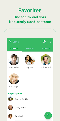 Dialer, Phone, Call Block & Contacts by Simpler  Screenshots 4