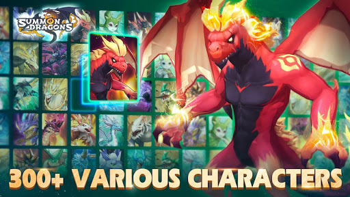 Summon Dragons 1 screenshots 1