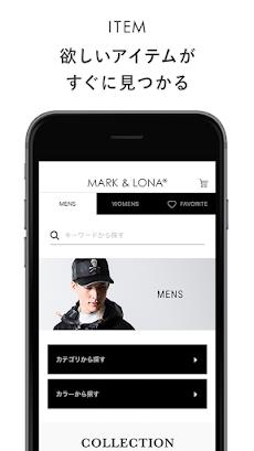 MARK & LONA 公式アプリのおすすめ画像3