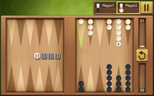 Backgammon King 40.0 screenshots 16