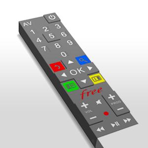 FreeTelec Tlcommande Freebox