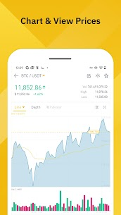 Binance: Bitcoin Marketplace & Crypto Wallet 3