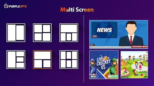 IPTV Smart Purple TV Reklamsız Hızlı Apk Full İndir 4