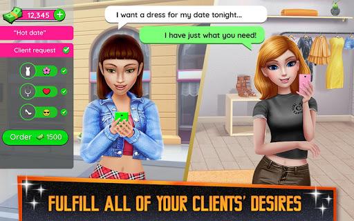 Super Stylist - Dress Up & Style Fashion Guru 1.8.06 screenshots 10
