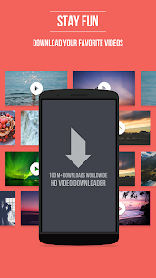 HD Video Downloader MOD APK V1.2 – (Cracked) 1