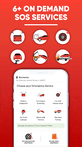 GoMechanic - Car Services, Battery & Tyres apktram screenshots 3