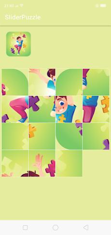 Slider Puzzle bp15n7のおすすめ画像1