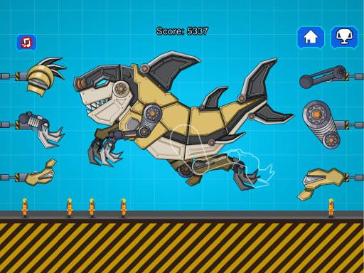 Robot Shark Attack 2.5 screenshots 5