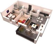 Free 3D Home Plansのおすすめ画像2