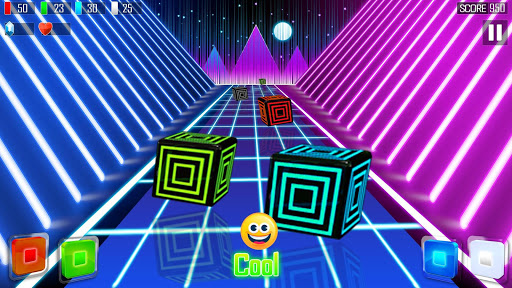 Game Of Beats : Break Tiles android2mod screenshots 2