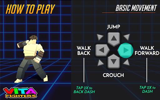 Vita Fighters apkdebit screenshots 8