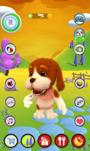 Talking Dog Basset apkpoly screenshots 3