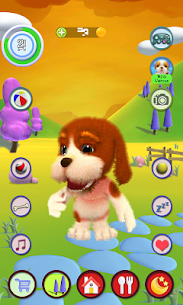 Talking Dog Basset 5