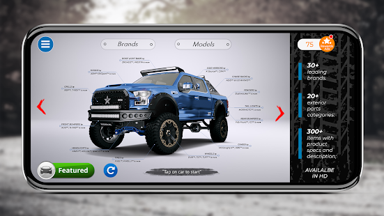3DTuning 3.6.540 APK + Мод (Unlimited money) за Android