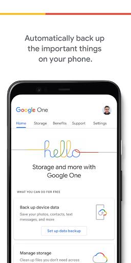 Google One  screenshots 1