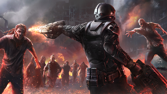 Zombie Shooter Hell 4 Survival MOD Apk 1.6 (Unlimited Money) 1
