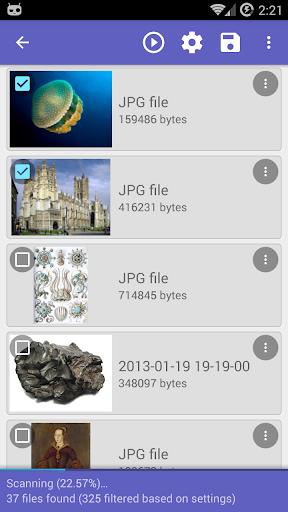 DiskDigger photo recovery 1.0-2019-11-10 Screenshots 10