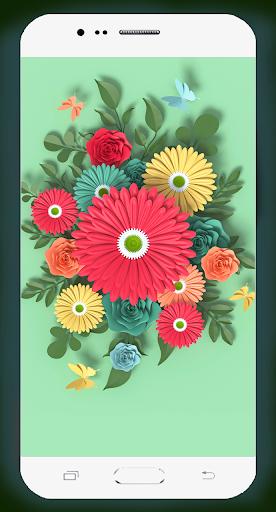 3D Flower Wallpaper 1.04 screenshots 3