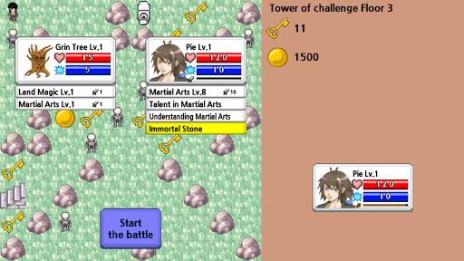 hero's challenge screenshot 2