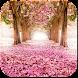 Sakura Live Wallpaper - Androidアプリ