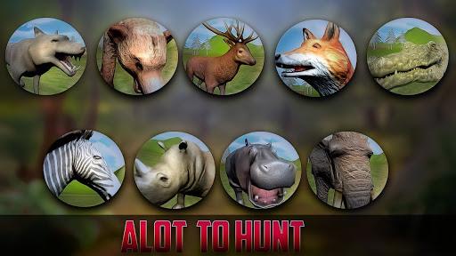 Wild Deer hunter:  Animal Hunting- New Games 2021  screenshots 13