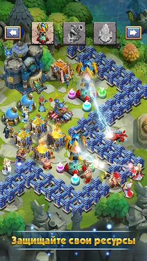 Castle Clash: u0421u0445u0432u0430u0442u043au0430 u0413u0438u043bu044cu0434u0438u0439 screenshots 16