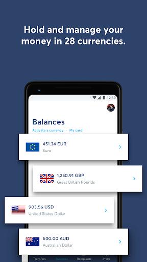 TransferWise Money Transfer 6.2.3 Screenshots 4