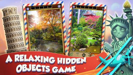 Hidden Objects World Tour - Search and Find apktram screenshots 15