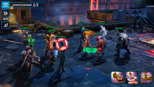 MARVEL Strike Force - Squad RPG 5.2.1 screenshots 6