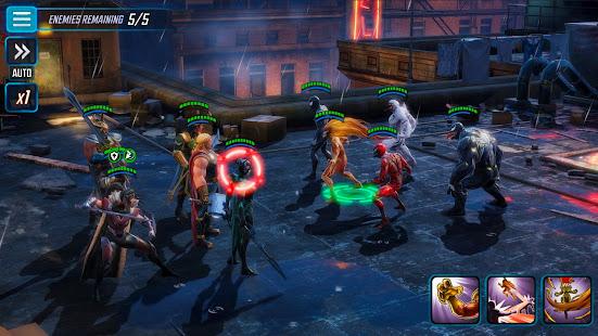 MARVEL Strike Force: Squad RPG 5.7.1 Screenshots 6