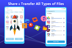 Share - File Transfer & Connect