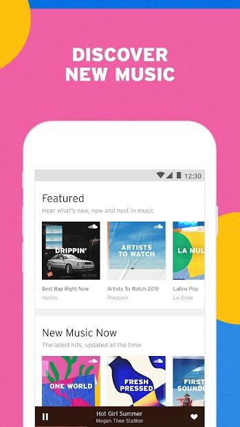 SoundCloud - Play Music, Audio & New Songs screenshot 1