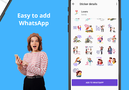 Stickify: Stickers for WhatsApp 4.3.3 Apk 3