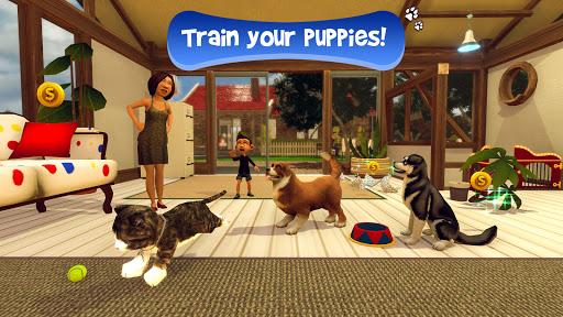 Virtual Puppy Simulator - Pet Dog Family Adventure 2.9 screenshots 1