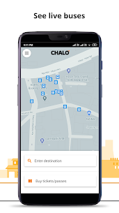 Chalo – Live bus tracking App 1