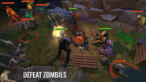 Days After: Zombie survival games. Post apocalypse  screenshots 5